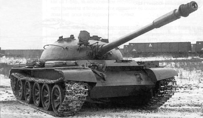 Танк «Объект 165».