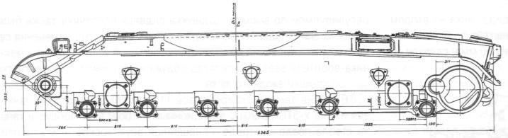 Отечественные БРМ 45-65 танки
