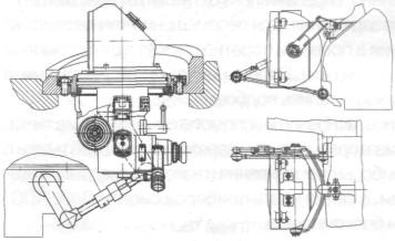 Рабочее место наводчика и установка