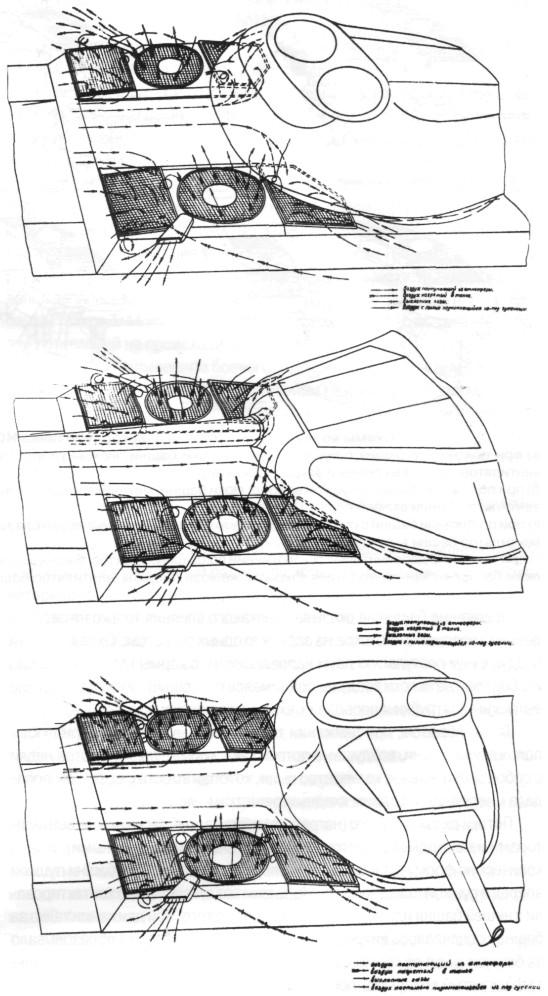 тракта танка ИС-4 при